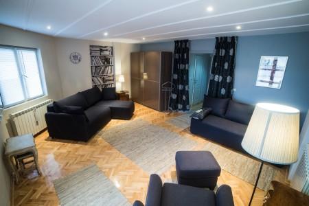 Three Bedroom Apartment Skadarska Penthouse Belgrade Center