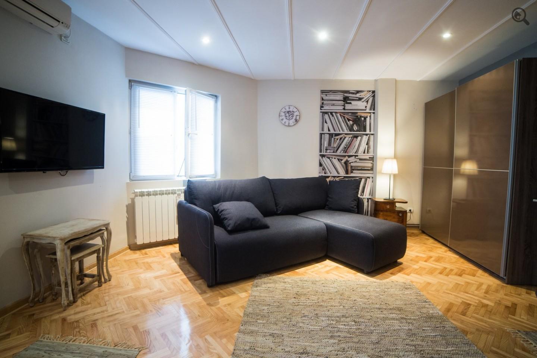 Trosoban Apartman Skadarska Penthouse Beograd Centar