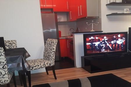 Jednosoban Apartman Crni Biser Beograd Centar