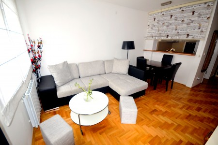 Two Bedroom Apartment Gloriya Belgrade New Belgrade