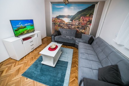 Three Bedroom Apartment IKL Lux Belgrade Palilula