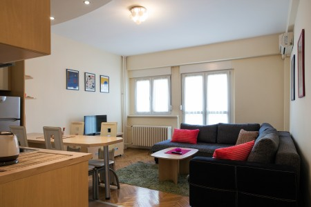 Two Bedroom Apartment Dorijan Belgrade Center