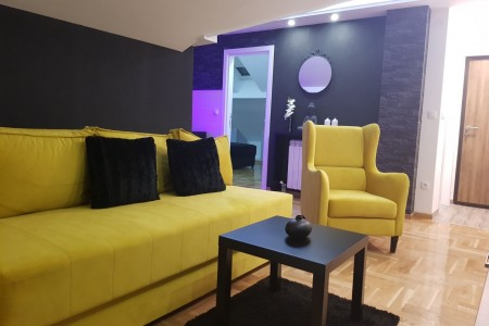 Two Bedroom Apartment Kiki Belgrade Zemun