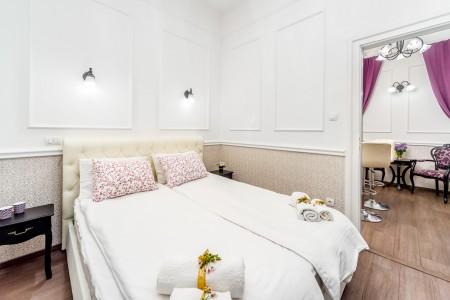 Studio Apartment Whitenest Belgrade Center