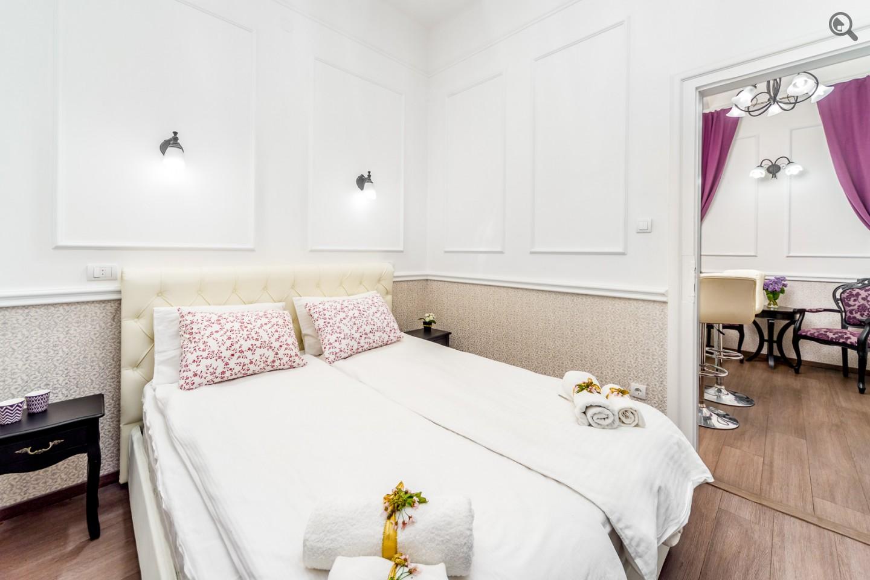 Stan , Beograd (grad) , Kratkoročno izdavanje | Dvosoban Apartman Whitenest Beograd Centar