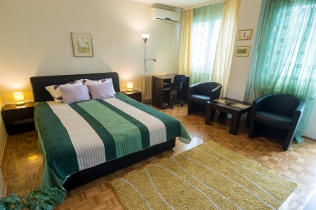One Bedroom Apartment Gagarin Belgrade New Belgrade