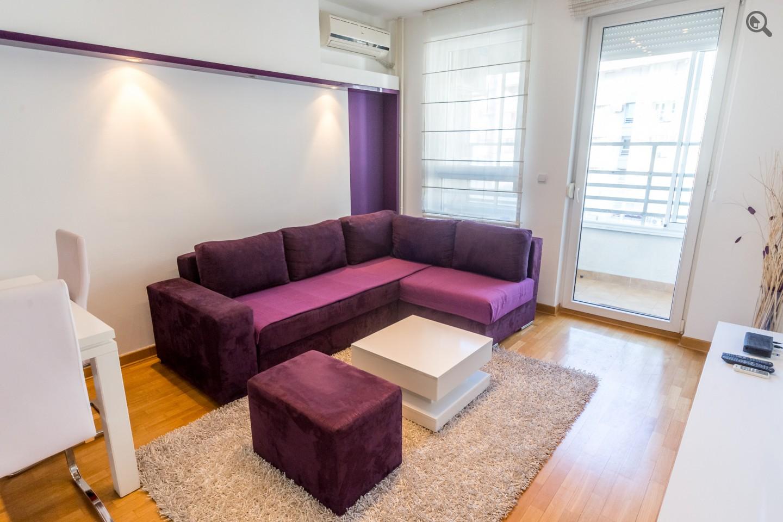 Dvosoban Apartman Milano Beograd Novi Beograd
