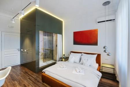 Studio Apartman Room 25 Beograd Centar
