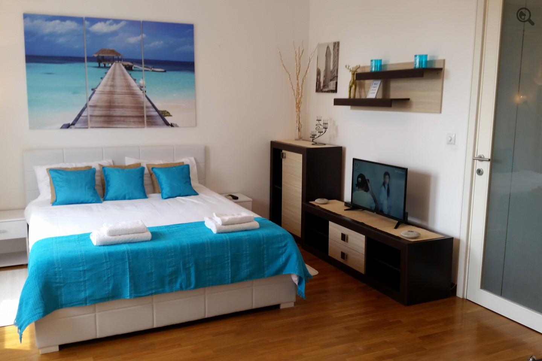 Studio Apartman True Blue Beograd Novi Beograd