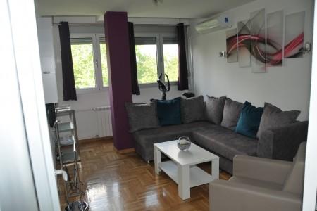 Dvosoban Apartman Relax Aleksandra Beograd Novi Beograd
