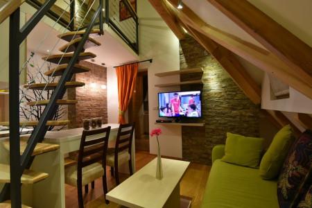 Dvosoban Apartman Natural Wood 2 Zlatibor Vlaovina