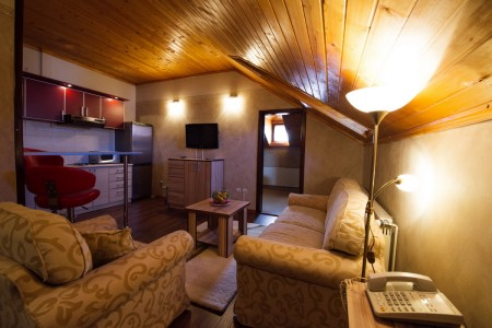 Dvosoban Apartman Klub Satelit Lux 11 Zlatibor Planina Jezero