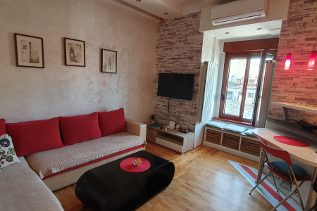 One Bedroom Apartment City Apartment Belgrade Center