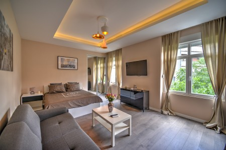 One Bedroom Apartment HM Lux Belgrade Palilula