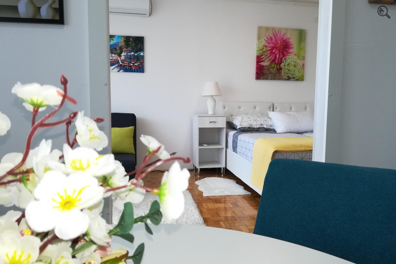 Stan , Beograd (grad) , Kratkoročno izdavanje | Jednosoban Apartman Apartman 33 Beograd Novi Beograd