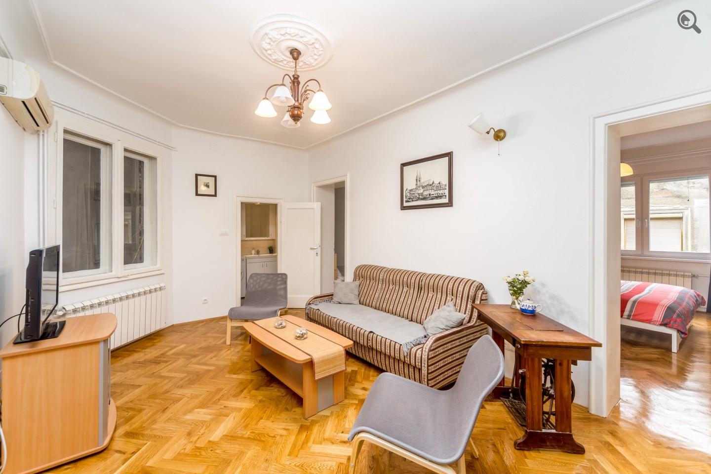 Trosoban Apartman Despacito Beograd Centar