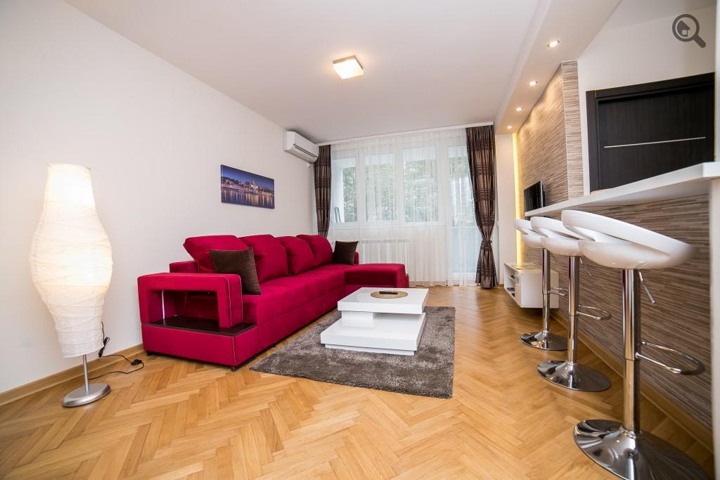 Stan , Beograd (grad) , Kratkoročno izdavanje | Dvosoban Apartman Pionir 2 Beograd Centar