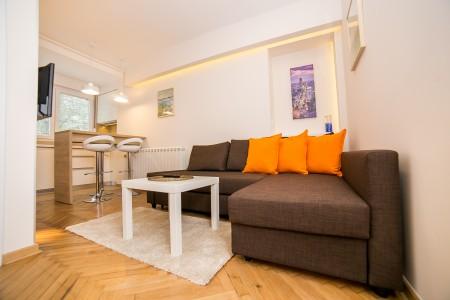 Dvosoban Apartman Pionir 3 Beograd Centar