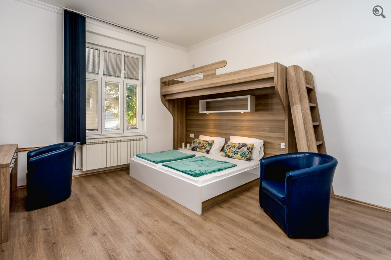 Trosoban Apartman Ikar Beograd Centar