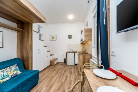 Studio Apartment Dedal Belgrade Center