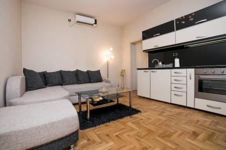 Dvosoban Apartman Višegradska Beograd Savski Venac