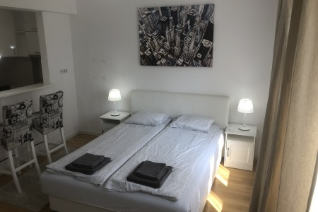 Studio Apartment A blok A 5  Belgrade New Belgrade