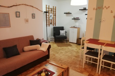 Three Bedroom Apartment Ada Milipe Belgrade Cukarica