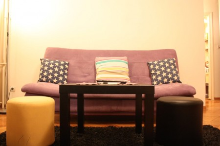 apartments belgrade centar apartment purple rain11