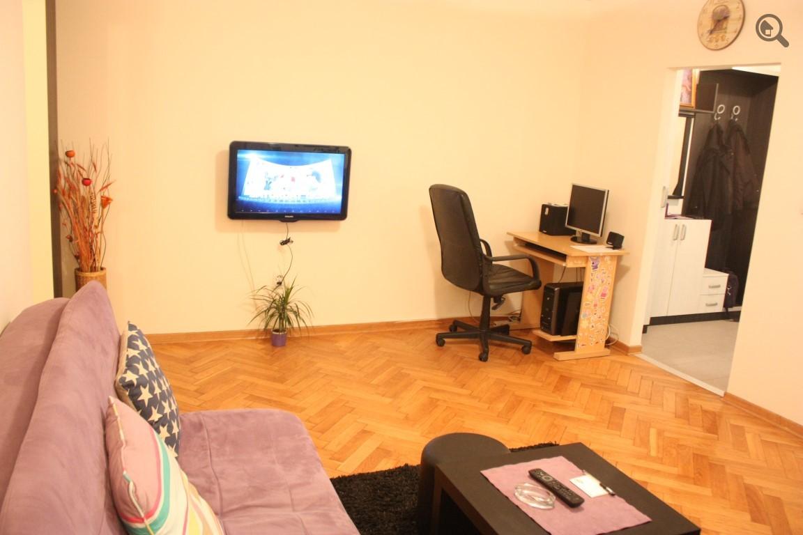 Jednosoban Apartman Purple Rain Beograd Centar