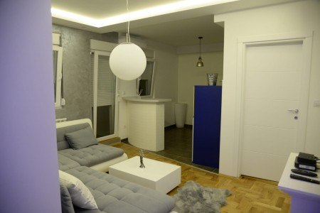 One Bedroom Apartment Sky Blue Belgrade Zemun