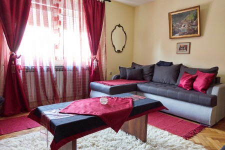 Two Bedroom Apartment Apartman Meri Belgrade Cukarica