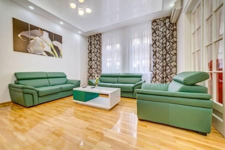 Dvosoban Apartman Urban Oassis Beograd Centar