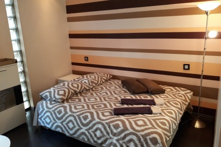 Studio Apartment Amaro Belgrade Center