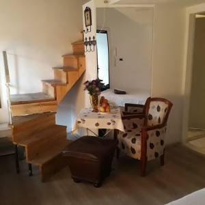 Studio Apartment Skadarlija Lux Belgrade Center