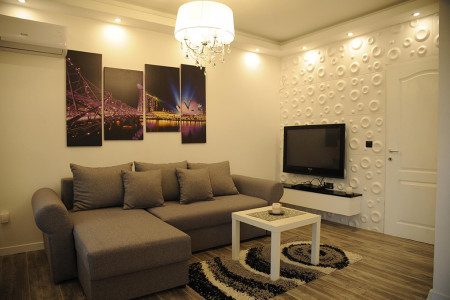 One Bedroom Apartment Apartman New moment Belgrade Cukarica