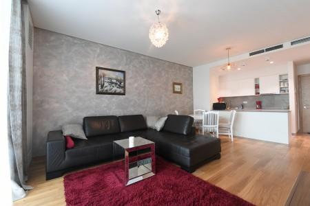 Two Bedroom Apartment Queen River Belgrade Waterfront Belgrade Beograd na vodi