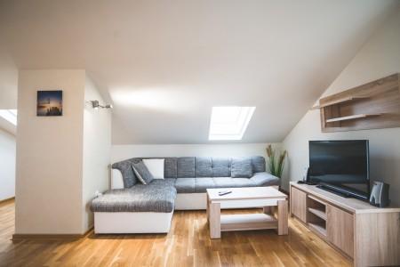 Trosoban Apartman Urban Loft Beograd Novi Beograd