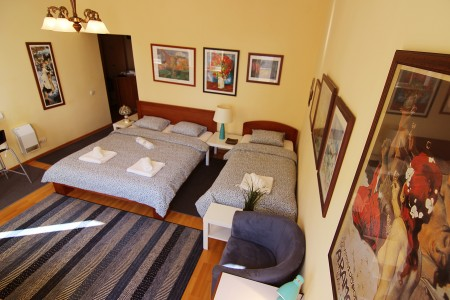 One Bedroom Apartment Park 11 Belgrade Vracar
