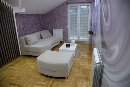 One Bedroom Apartment Choco Belgrade Zemun
