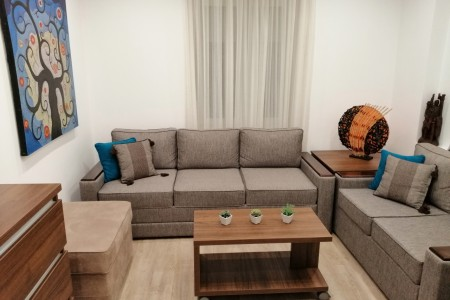 Three Bedroom Apartment Ekatarina Belgrade Vracar