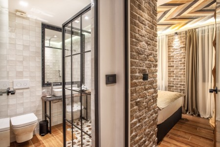apartmani beograd centar apartman one mirror3