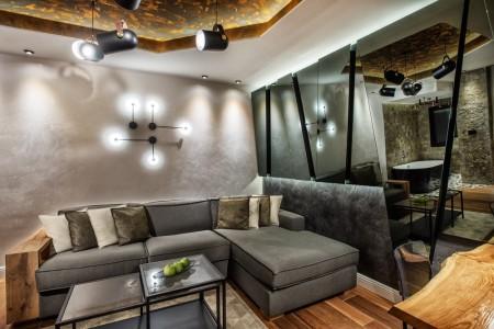 apartmani beograd centar apartman one mirror7