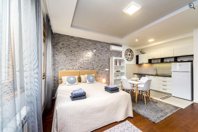 Studio Apartman Zetra Beograd Novi Beograd