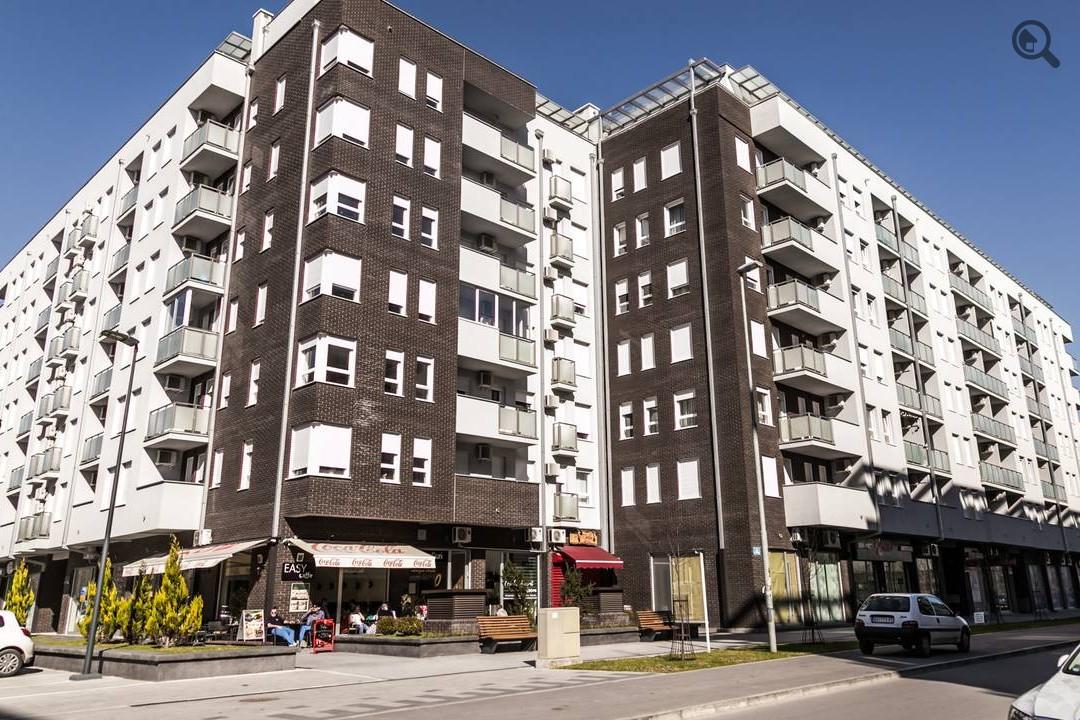Studio Apartman Mondo Beograd Novi Beograd