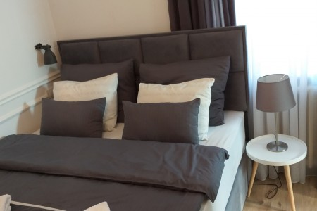 Two Bedroom Apartment Vasina 1 Belgrade Center