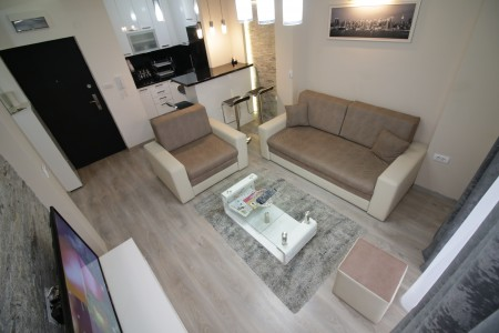 Two Bedroom Apartment Diva Lux Apartman Belgrade Vracar