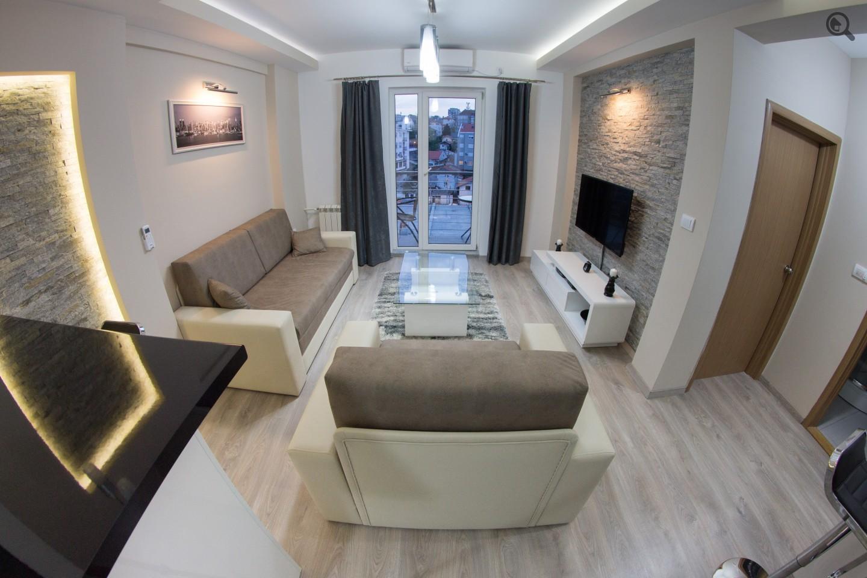 Dvosoban Apartman Diva Lux Beograd Vračar