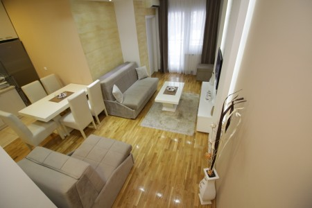 Two Bedroom Apartment Luna Lux  Belgrade Vracar