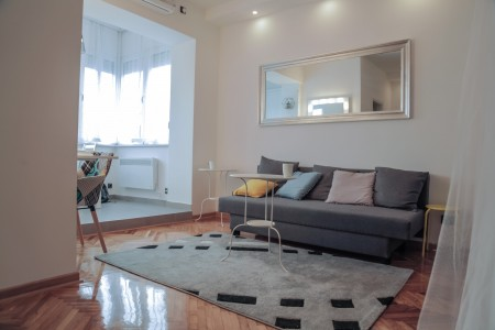 Studio Apartment Studio White Belgrade Center