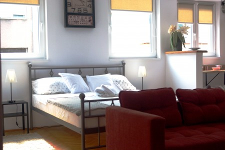 Dvosoban Apartman Singidunum 2 Beograd Centar